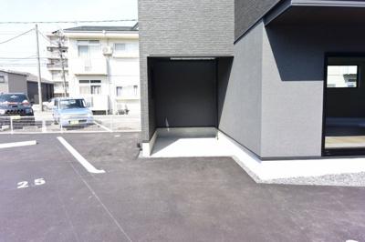 【その他共用部分】セシボン11(富山市中島)