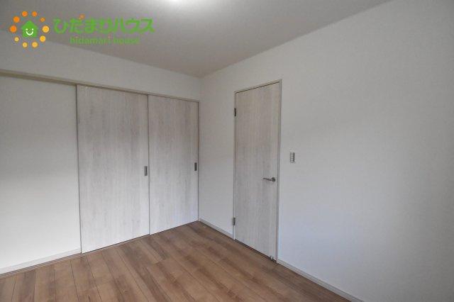 8.3帖の主寝室!十分な広さがあるので、大切なプライベート空間を素敵に演出できます♪