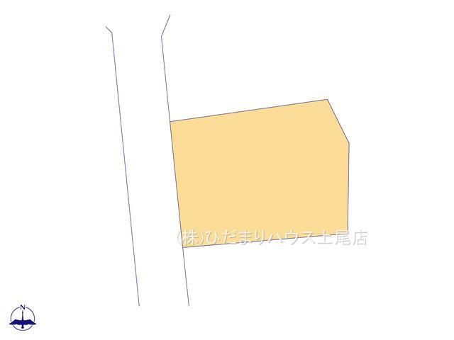 【区画図】見沼区東大宮1丁目 新築一戸建て 01