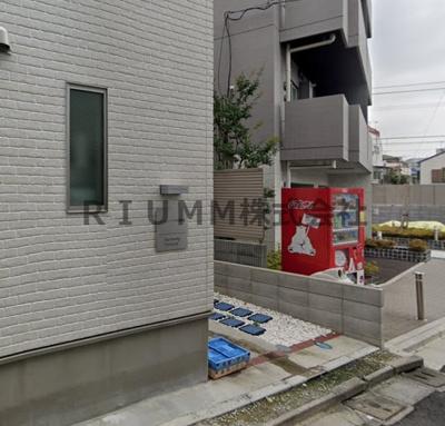 【エントランス】ハーモニーテラス栄町Ⅲ