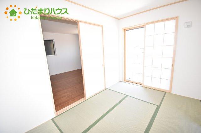 【和室】見沼区東大宮 第3 新築一戸建て ファーストタウン 01