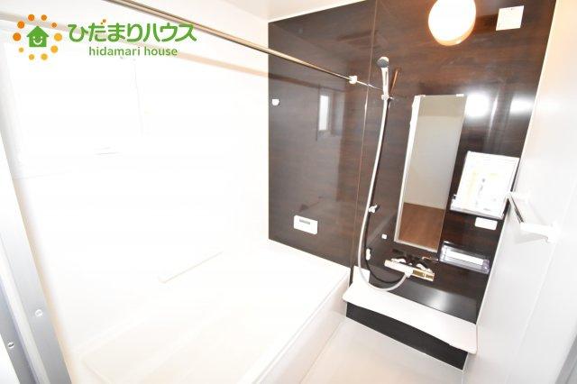 【浴室】見沼区東大宮 第3 新築一戸建て ファーストタウン 01