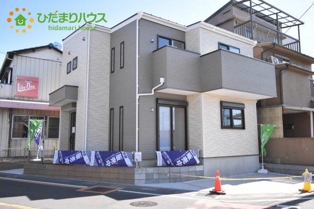 【外観】見沼区東大宮 第3 新築一戸建て ファーストタウン 01