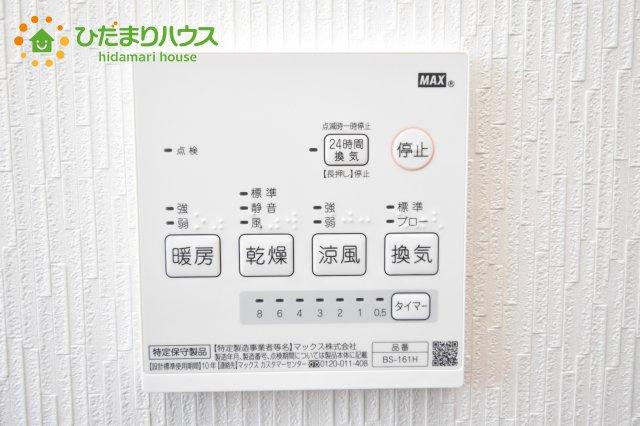 【設備】見沼区東大宮 第3 新築一戸建て ファーストタウン 01