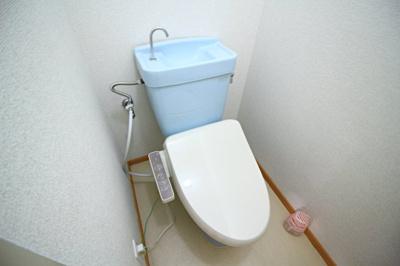 【トイレ】ハイツタナカ1