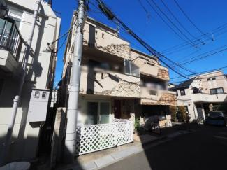 【外観】新宿区北新宿3丁目 一部店舗