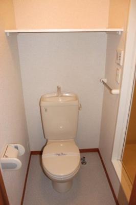 一人暮らしにも嬉しいバス・トイレ別