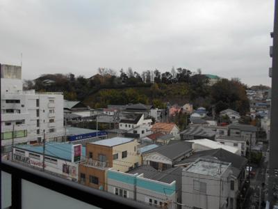 【展望】グランヴァン横濱南