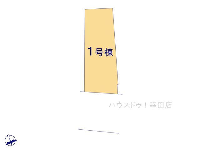 区画図 ※図面と異なる場合は、現況を優先 2021-04-15
