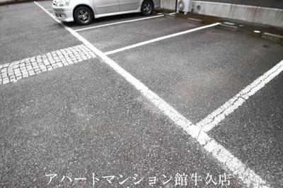 【駐車場】エルクレールD
