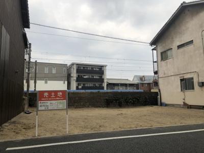 【外観】古賀駅徒歩1分の土地