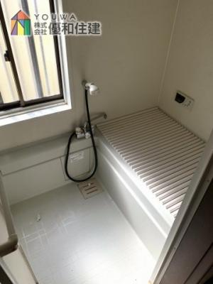 【浴室】神戸市西区玉津町今津 中古戸建