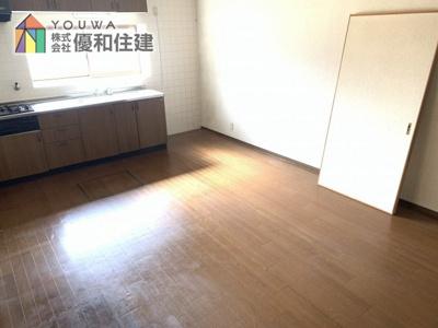 【キッチン】神戸市西区玉津町今津 中古戸建