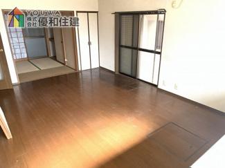 【居間・リビング】神戸市西区玉津町今津 中古戸建