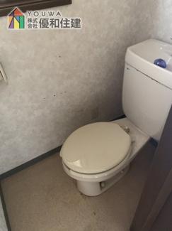 【トイレ】神戸市西区玉津町今津 中古戸建