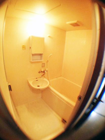 【浴室】フォーラム南福岡