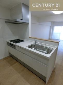【キッチン】サンピア茨木