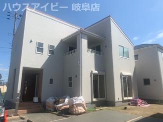 【区画図】岐阜市旦島6丁目 新築戸建て 3区画!