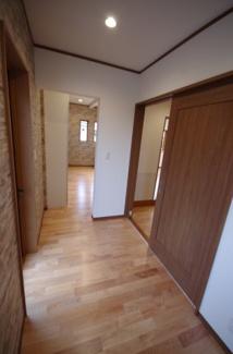キッチン横には約2.9帖の家事室、使用用途は多岐に渡ります
