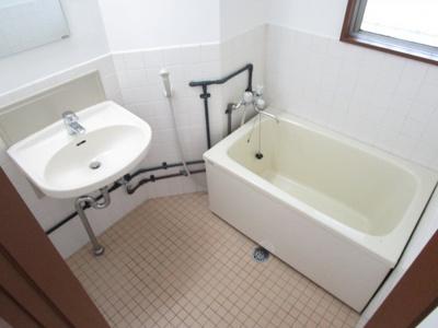 【浴室】青南ハイツ