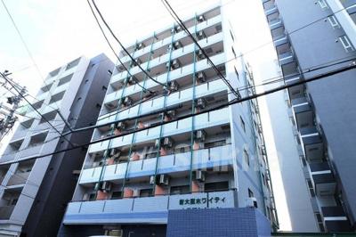 【外観】新大阪ホワイティ土井マンション