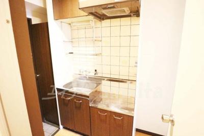 【キッチン】新大阪ホワイティ土井マンション