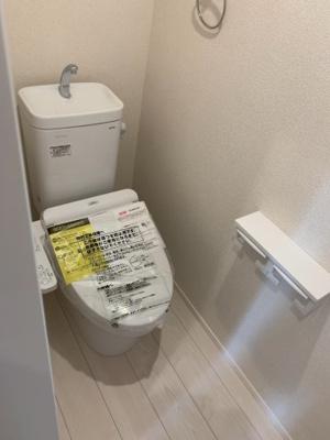 【トイレ】大津市坂本6丁目25 新築分譲