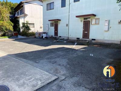 【駐車場】平塚ハイツ(投資物件)