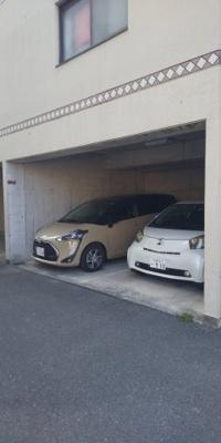 【外観】南駐車場