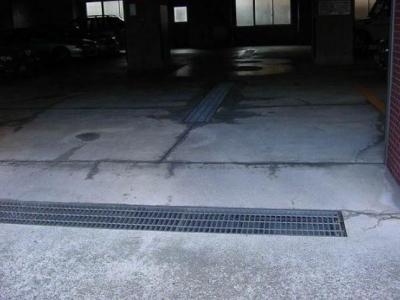 駐車場があります