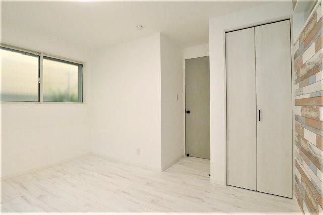 各居室収納スペースが充実