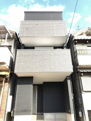 【外観】大東市深野4丁目 新築一戸建
