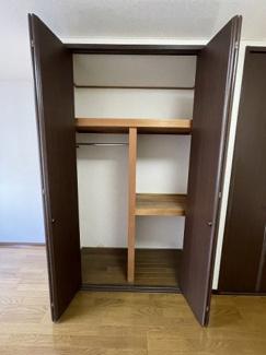 シンプルで使いやすいトイレです。エクセレント壱番館