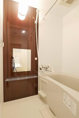 ハーモニーテラス富士見台の浴室