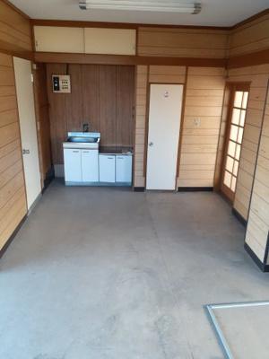 【キッチン】Mプラザ6神明1F店舗(B号)
