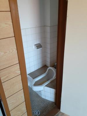 【トイレ】Mプラザ6神明1F店舗(B号)