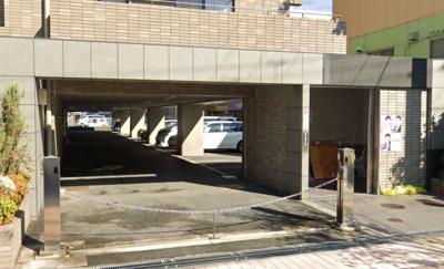 【外観】ルグラン服部駐車場