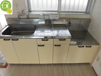 【キッチン】メゾンセピア