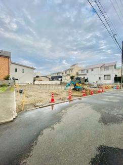 【前面道路含む現地写真】売地 東海岸南1丁目 雄三通り入ってすぐ♪