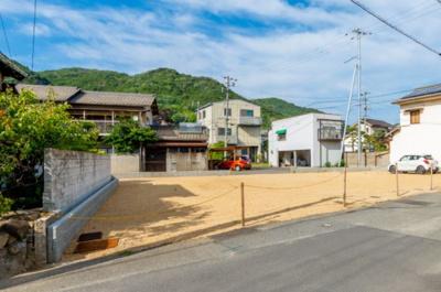 【外観】倉敷市児島田の口(2期)分譲地 2号地