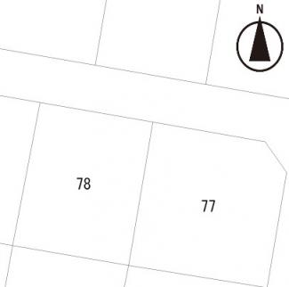 【土地図】可児市皐ケ丘五丁目土地