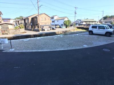 【外観】薊野北町3丁目月極駐車場