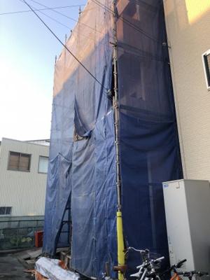【外観】鳥飼八防2丁目 新築一戸建