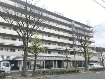 【外観】ハイツ白川7階 R3年1月改装完了