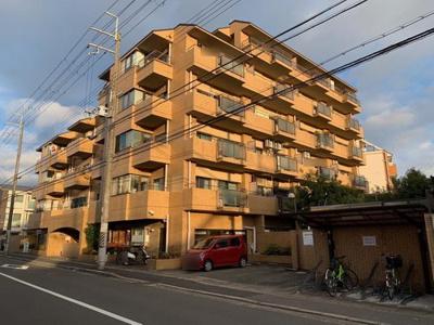 【外観】リライブ修学院 5階 東南角部屋