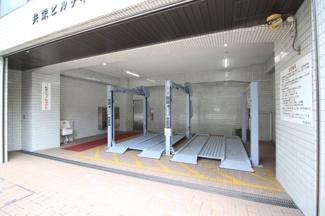 【駐車場】共栄ビルディング