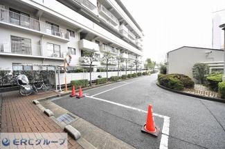 【駐車場】東灘ロイヤルマンション