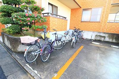 ★★駐輪スペース★★