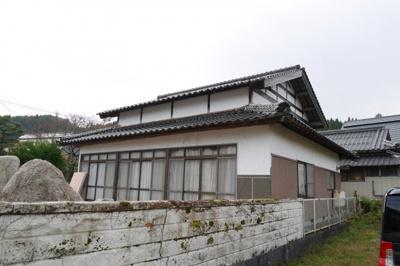 【外観】苫田郡鏡野町上斎原 中古住宅3K