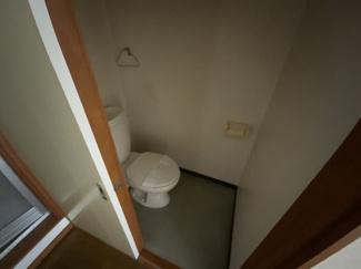 【トイレ】コーポ フルール・フル